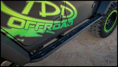 Addictive Desert Designs Venom Side Steps For 2007-18 Jeep Wrangler JK Unlimited 4 Door Models S9522427001NA