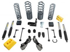 AEV 2.5in DualSport RT Suspension System for 20+ Jeep Gladiator JT N0922100AA