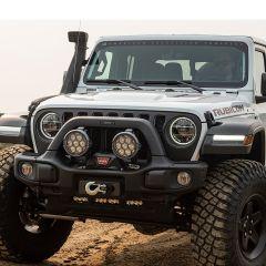 AEV RX Front Bumper for 18+ Jeep Wrangler JL, JLU & Gladiator JT 12301000AD