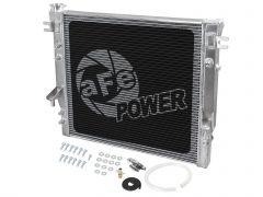 aFe Power BladeRunner Street Series Radiator For 2007-18 Jeep Wrangler JK 2 Door & Unlimited 4 Door Models 46-52001