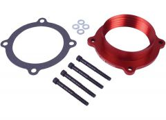 AIRAID Throttle Body Spacer For 2012-18 Jeep Wrangler JK 2 Door & Unlimited 4 Door Models With 3.6L Engine 300-637