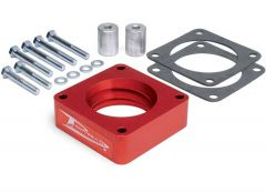 AIRAID Throttle Body Spacer For 1991-02 Jeep Wrangler YJ or Wrangler TJ With 2.5L 4 Cylinder engine 310-511