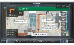 "Alpine INE-W967HD 7"" Audio/Video/Navigation Receiver W967HD"