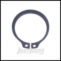 Alloy USA Outer Stub Shaft Snap Ring Fits Inside Locking Hub For 1976-86 Jeep CJ Models 99CLIP1