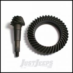 Alloy USA Ring & Pinion Kit 4.10 Gear Ratio For 1984-95 Jeep Cherokee XJ & Wrangler YJ With High Pinion Dana 30 Front Axle 30D/410R