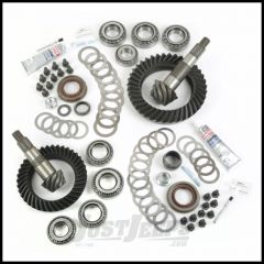 Alloy USA Front & Rear Ring & Pinion 4.88 Gear Ratio Kit For 2007-18 Jeep Wrangler & Wrangler Unlimited JK Non-Rubicon Models With Front Dana 30 Axle 360003