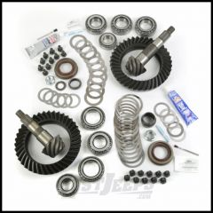 Alloy USA Front & Rear Ring & Pinion 4.88 Gear Ratio Kit For 2007-18 Jeep Wrangler & Wrangler Unlimited JK Rubicon Models With Front Dana 44 Axle 360006