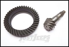 Alloy USA Ring & Pinion Kit 5.38 Gear Ratio For 2007-18 Jeep Wrangler & Wrangler Unlimited JK With Dana 44 Front Axle 44D/538JKF