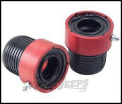 Alloy USA Grande Axle Tube Seals Red For Jeep Models With Dana 30 or 44 Front Axles 11105