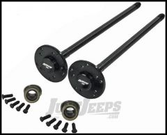 Alloy USA Rear Grande 30 Spline Chromoly Axle Kit For 1997-06 Jeep Wrangler TJ Models With Dana 44 Axle 12135