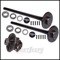 Alloy USA Heavy Duty Grande Axle Kit 33 Spline w/Detroit Locker For 1997-06 Jeep Wrangler TJ Models With Dana 44 Rear Axle 12136-DET