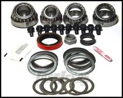 Alloy USA Rear Ring & Pinion Master Installation & Overhaul Kit For 1972-86 Jeep CJ Series With AMC Model 20 Axle 352025