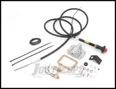 """Alloy USA Differential Cable Lock System For 1984-95 Jeep Wrangler YJ & Cherokee XJ With Dana 30 Front Axle (3-6"""" Lift) 450920"""