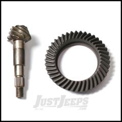 Alloy USA 4.10 Ring & Pinion Set For 87-06 Jeep Wrangler YJ, TJ Models & Cherokee XJ With Dana 35 Rear Axle D35411