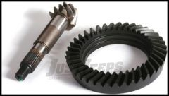 Alloy USA 4.56 Ring & Pinion Set For 1997-06 Jeep Wrangler TJ Models With Dana 44 Rear Axle D44456