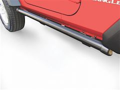AMP Research PowerStep Running Boards For 2007-18 Jeep Wrangler JK 2 Door Models 75121-01A