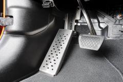 Quadratec Driver Side Dead Pedal 12590-