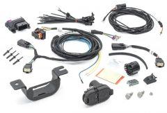 Mopar Hitch Receiver Wiring Harness For 2018+ Jeep Wrangler JL Unlimited 4 Door Models 82215896
