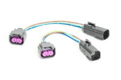 Quadratec H13 to JL Adapter Harness For 2018+ Jeep Wrangler JL 2 Door & Unlimited 4 Door Models 97109.0919