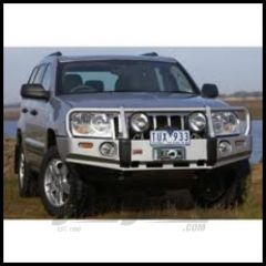 ARB Deluxe Bull Bar Front Bumper For 2005-07 Jeep Grand Cherokee WK Models 3450130
