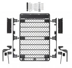 ARB Alloy Roof Rack System For 2018+ Jeep Wrangler JL Unlimited 4 Door Models 4913020MKJL