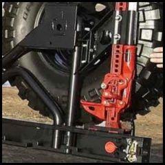 ARB Hi Lift Jack Mounting Bracket Kit For 1997-06 Jeep Wrangler TJ & TLJ Unlimited Models 5750030