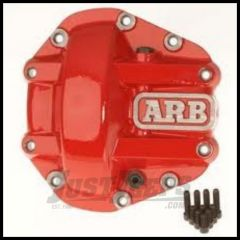 ARB Competition Differential Cover For Dana 30 Axle Assemblies In Red 0750002