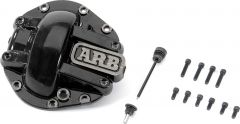 ARB Competition Differential Cover for Front M210 Axle in Black For 2018+ Jeep Gladiator JT & Wrangler JL Unlimited 4 Door Models (Rubicon) 0750011B