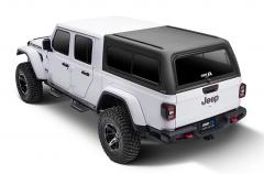 A.R.E. CX Classic Bed Cap Matte Black Line-X for 20+ Jeep Gladiator JT JPGLADCXCLOTR