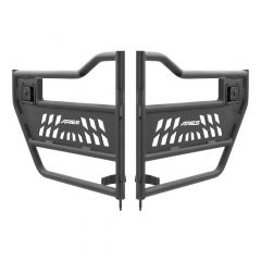 Aries Rear Tube Doors For 2018+ Jeep Wrangler JL Unlimited & Gladiator JT 2500200