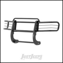 Aries Automotive Grille Guard In Black For 1995-98 Jeep Grand Cherokee ZJ 4WD Only 1042