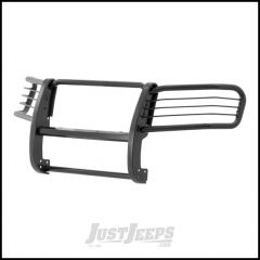 Aries Automotive Grille Guard In Black For 2005-10 Jeep Grand Cherokee WK Models 1046