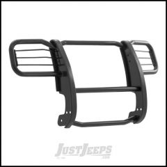Aries Automotive Grille Guard In Black For 2005-07 Jeep Liberty KJ Models 1047