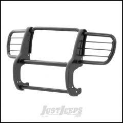 Aries Automotive Grille Guard In Black For 2006-10 Jeep Commander XK Models 1048