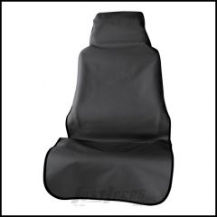 Aries Automotive Seat Defender Bucket / Front Seat Protector In Black For Universal Applications 3142-09