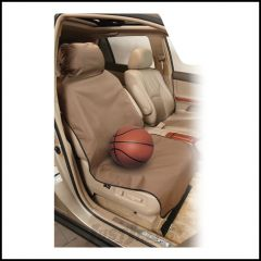 Aries Automotive Seat Defender Bucket / Front Seat Protector In Beige For Universal Applications 3142-18
