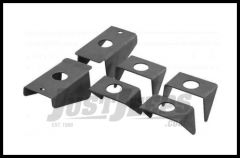 Auto Rust Technicians Center Frame to Body Mount Bracket Replacement Kit For 1987-95 Jeep Wrangler YJ 106