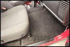 BedRug Carpet Floor Liner (3 Piece) With Heat Shield For 1997-06 Jeep Wrangler TJ & Unlimited BRTJ97F