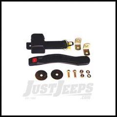Omix-ADA Seat Belt Front Retractable Lap Belt For 1976-81 Jeep CJ 13202.02