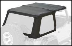 BESTOP Replace-A-Top for Trektop NX In Black Diamond For 1997-06 Jeep Wrangler TJ With Trektop NX 56820 52820-35