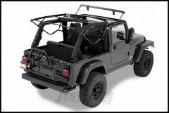 BESTOP Factory Style Hardware & Bow Kit For 2004-06 Wrangler TJ Unlimited Models 55003-01