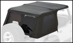 BESTOP Replace-A-Top for Trektop NX In Black Twill For 1997-06 Jeep Wrangler TJ Models 59720-17