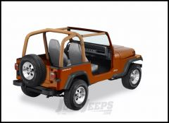 BESTOP Sport Bar Covers In Spice Denim For 1992-95 Jeep Wrangler YJ 80009-37