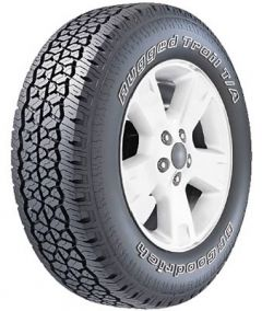 BF Goodrich Rugged Trail T/A Tire LT245/75R17 Load E
