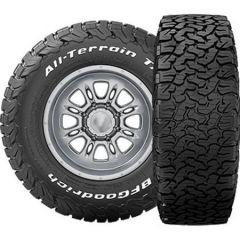 BF Goodrich All-Terrain T/A KO2 Tire LT34x12.50R18 Load E