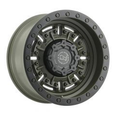 Black Rhino Abrams Wheel In Olive Drab 85127N71-