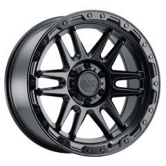 Black Rhino Apache Wheel In Matte Black APACHE-