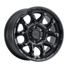 Black Rhino Ark Wheel In Matte Black ARK-