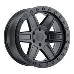 Black Rhino Attica Wheel in Matte Black ATTICABL-