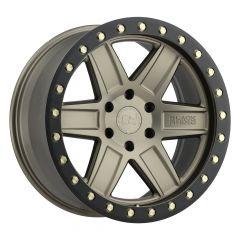 Black Rhino Attica Wheel in Bronze ATTICABR-